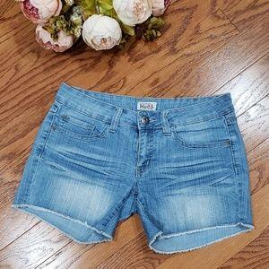 Mudd Denim Jean Shorts